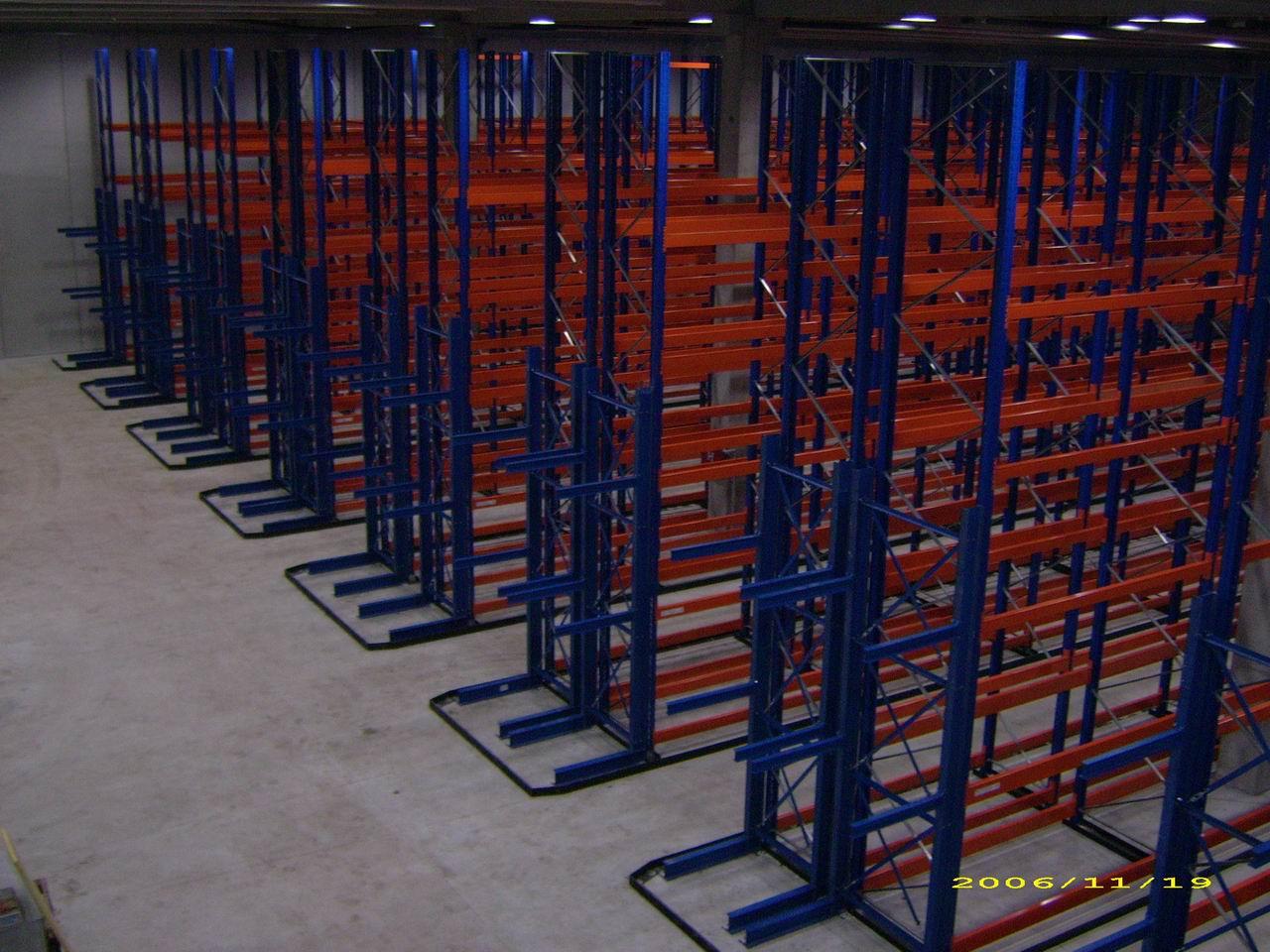 Aluflexpack Umag visokoregalno skladište