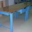 Radionički stol masivne izvedbe 1